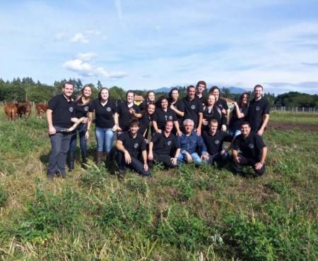 Formandos Agronomia e Zootecnia UFSC 2012/2